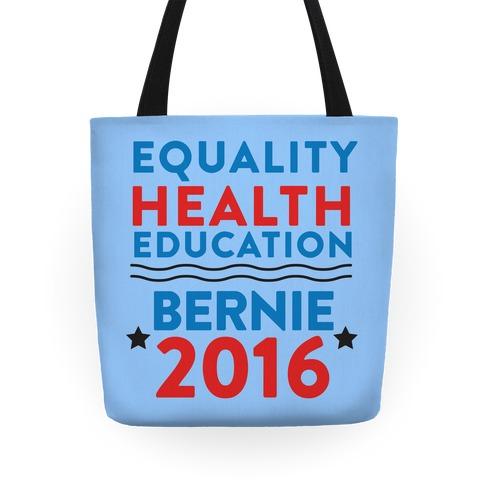 Bernie Sanders 2016 Tote