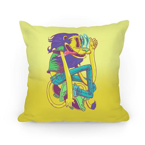 Rad Lion Pillow