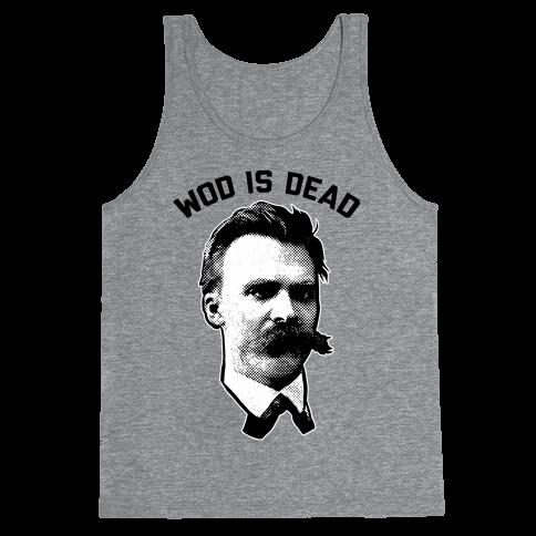 WOD is Dead Tank Top