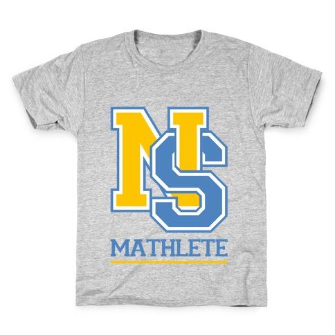 North Shore High Mathlete Kids T-Shirt