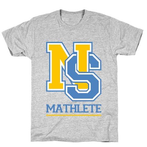 North Shore High Mathlete T-Shirt