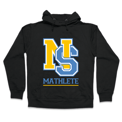 North Shore High Mathlete Hooded Sweatshirt