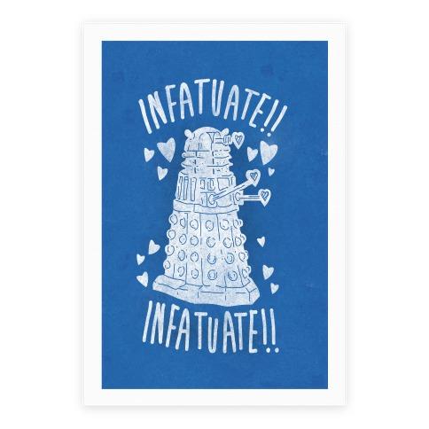 INFATUATE!! INFATUATE!! Poster