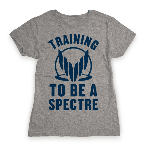 Training To Be A Spectre (Paragon) Womens T-Shirt