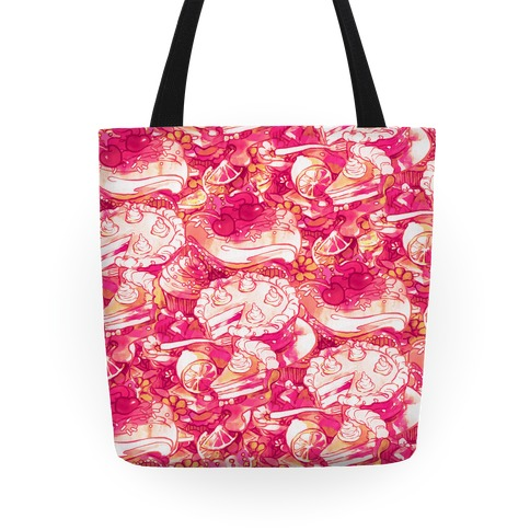 Sweet Treat Pattern Tote