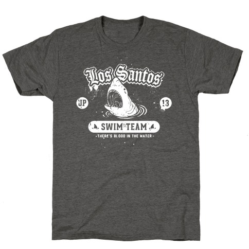 Los Santos Swim Team T-Shirt