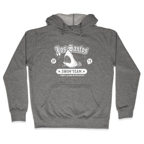 Los Santos Swim Team Hooded Sweatshirt