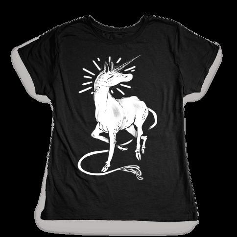 Unicorn Dust Womens T-Shirt