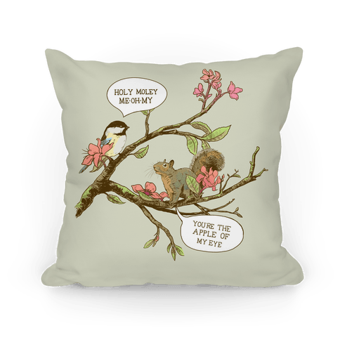 Ahh, Home Pillow