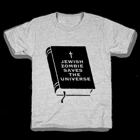 Jewish Zombie Kids T-Shirt