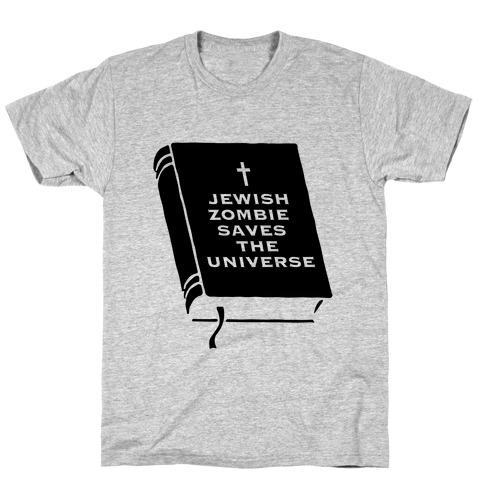 Jewish Zombie T-Shirt