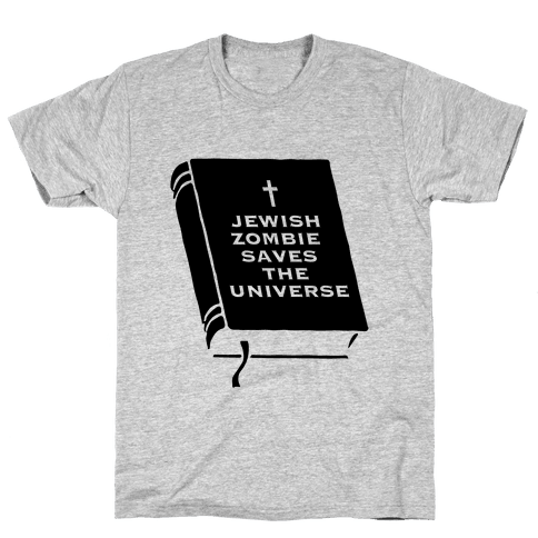 Jewish Zombie Mens T-Shirt