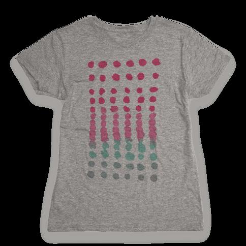 Spring Window Womens T-Shirt