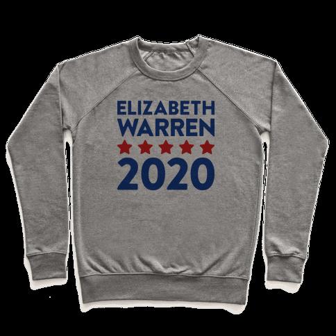 Elizabeth Warren 2020 Pullover