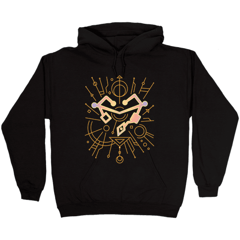 Heart of Etheria Fail Safe Emblem Hooded Sweatshirt
