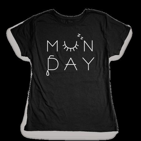 Monday Womens T-Shirt