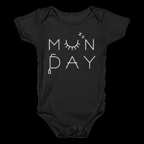 Monday Baby Onesy