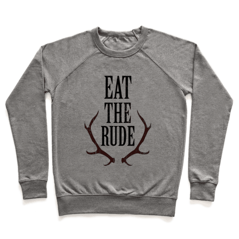 Eat The Rude Pullover