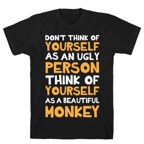 Beautiful Monkey T-Shirt