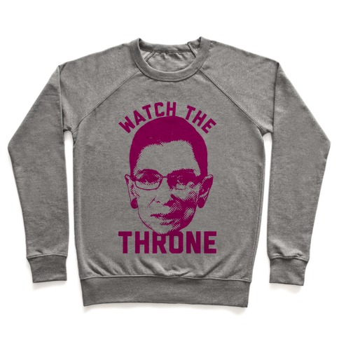 Watch The Throne RGB Pullover