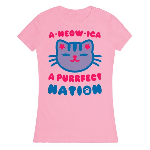 Ameowica Womens T-Shirt