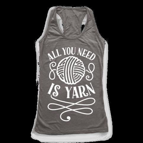 All You Need Is Yarn