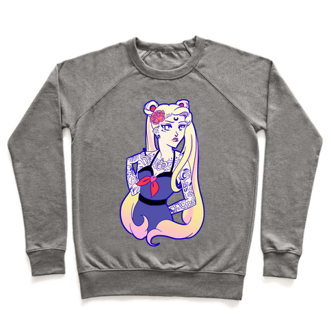 Punk Sailor Moon Pullover
