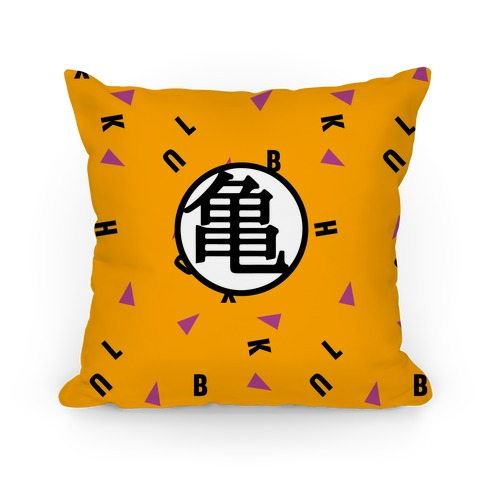 Turtle Hermit Pillow Pillow