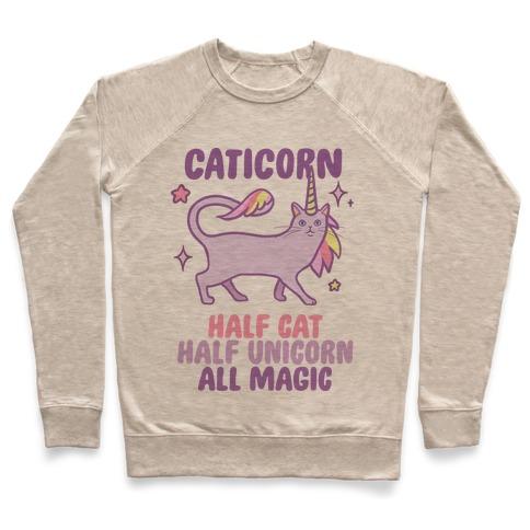 Caticorn Magic Pullover