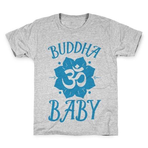 Buddha Baby Kids T-Shirt