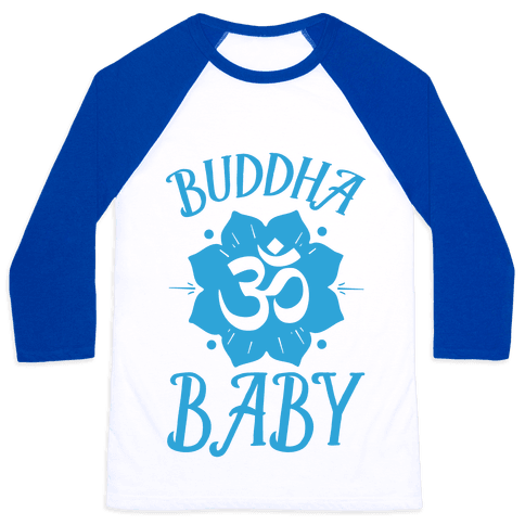Buddha Baby Baseball Tee