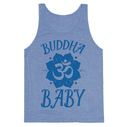 Buddha Baby Tank Top