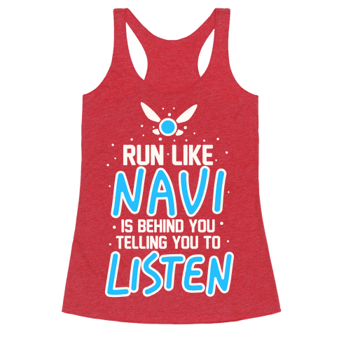 Run Like Navi Is Behind You Telling You To Listen