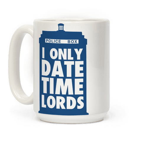 I Only Date Timelords