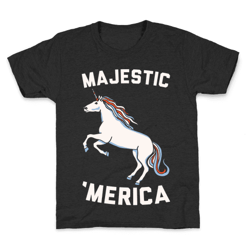 Majestic 'Merica Kids T-Shirt