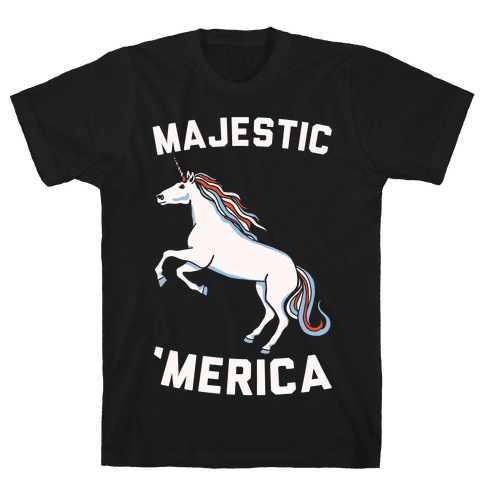 Majestic 'Merica Mens T-Shirt