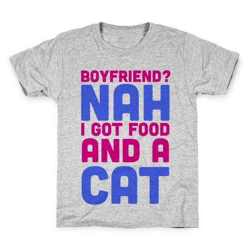 Boyfriend? Kids T-Shirt