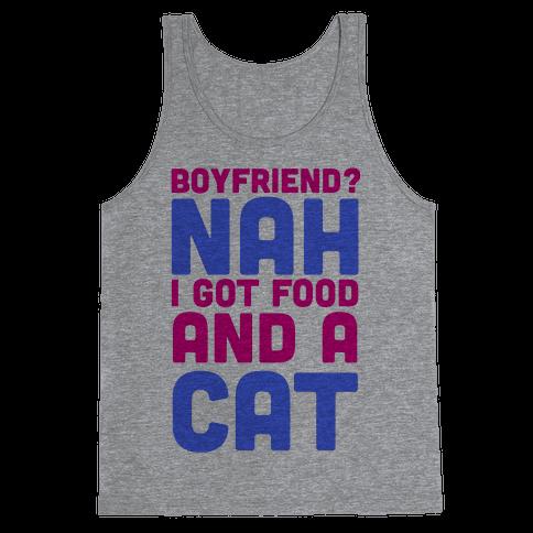 Boyfriend? Tank Top