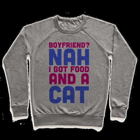 Boyfriend? Pullover