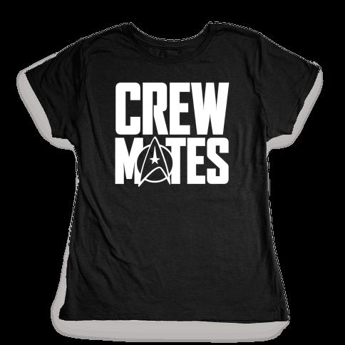 Crew Mates Womens T-Shirt