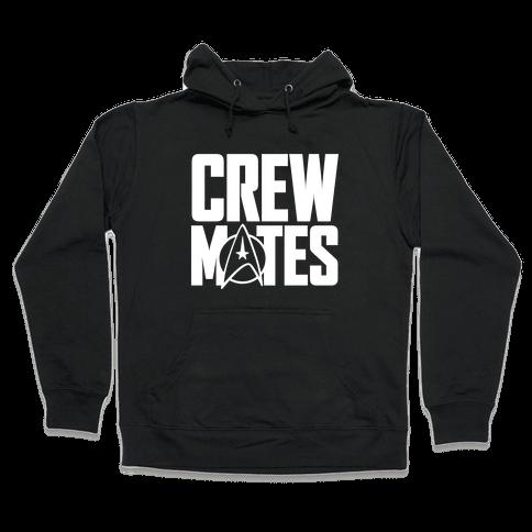 Crew Mates Hooded Sweatshirt