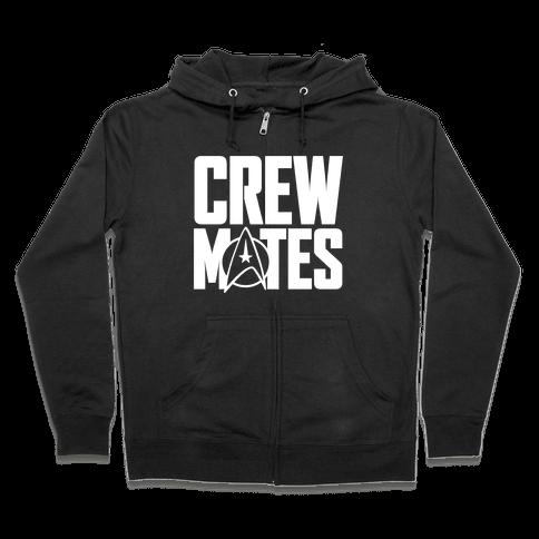 Crew Mates Zip Hoodie
