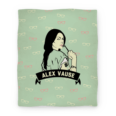 Alex Vause Blanket
