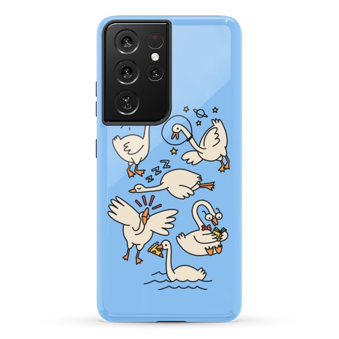Silly Goose Studies Phone Case