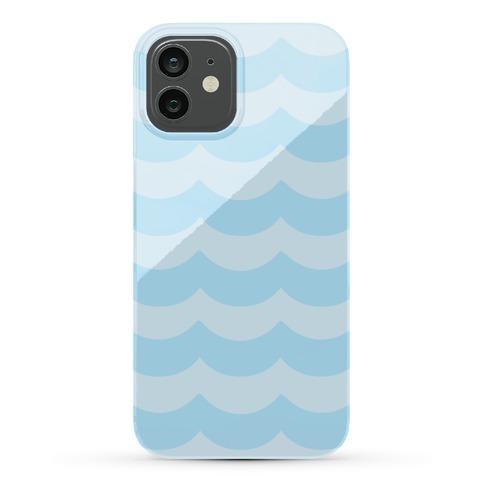 Waves Pattern Phone Case