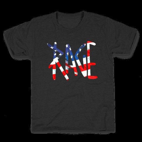 Rage (America) Kids T-Shirt