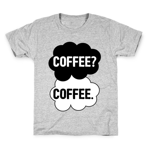 The Fault In Our Coffee Kids T-Shirt