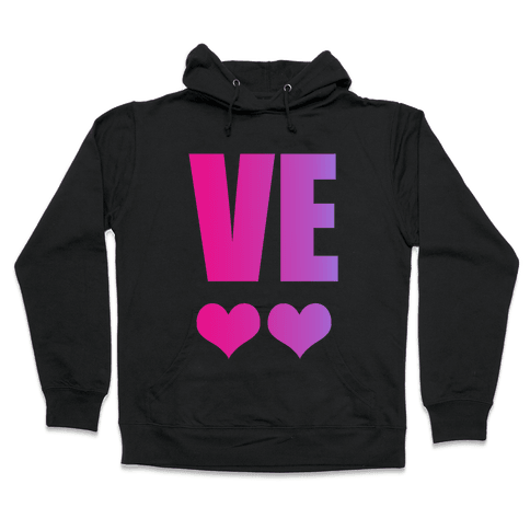 Love Your Bestie Hooded Sweatshirt