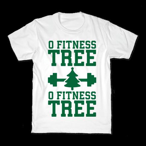 O Fitness Tree, O Fitness Tree Kids T-Shirt
