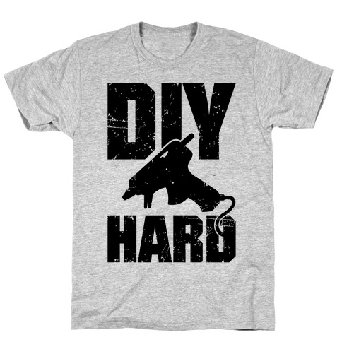 DIY Hard T-Shirt